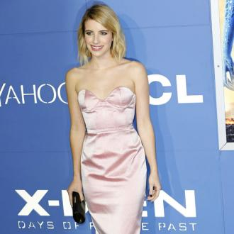 Emma Roberts Scared Of Ghosts