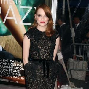 Emma Stone Reveals Help Book Pressure