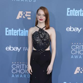 Emma Stone has had her jokes 'given away' to male co-stars