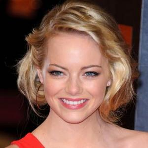 Emma Stone Coy On Kissing Co-stars