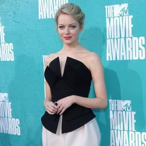 Emma Stone Won't Take Credit For Her Sense Of Style