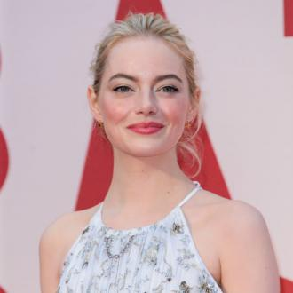 Emma Stone does a 'brain dump' when she's feeling anxious