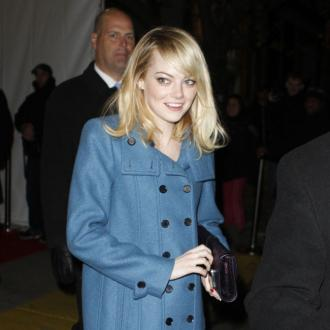 Emma Stone Is 'Paranoid' About Paparazzi