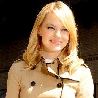 Emma Stone To Star In Crimson Peak