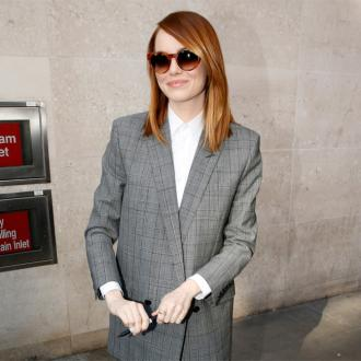 Emma Stone Surprised By Mel C Live On Air