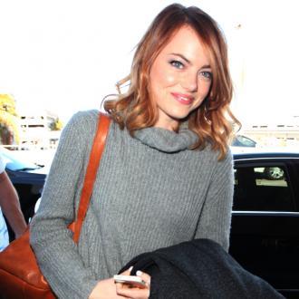 Emma Stone 'Grateful' For Jennifer Lawrence