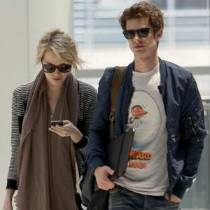 Andrew Garfield Attracted To Emma At Screen Test