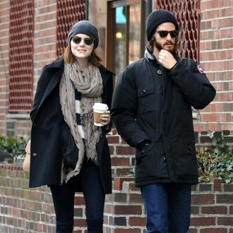 Emma Stone And Andrew Garfield On A Break?