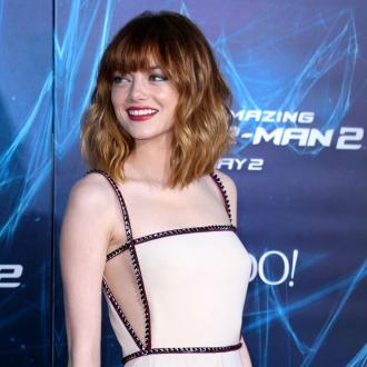 Emma Stone's Disco-inspired Beauty Look
