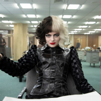 Emma Stone credits Cruella production team for doing 'at least half' of her work