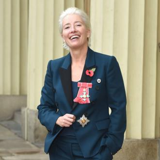 Emma Thompson Made An 'Inappropriate Noise' When William Made Her A Dame