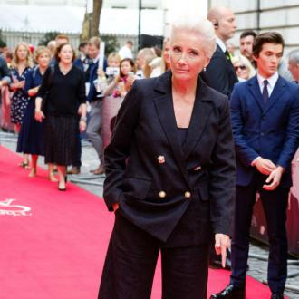 Emma Thompson got George Michael's blessing for Last Christmas movie