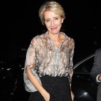 Emma Thompson Had No Sex For Six Months