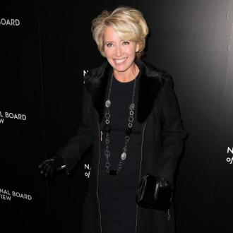 Emma Thompson Relieved For Menopause