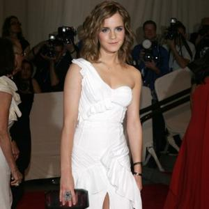 Emma Watson Gets Wizard Support