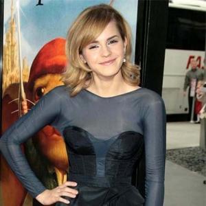 Emma Watson Given Wine Aged Seven