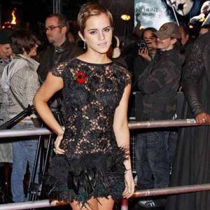 Emma Watson Scares Children