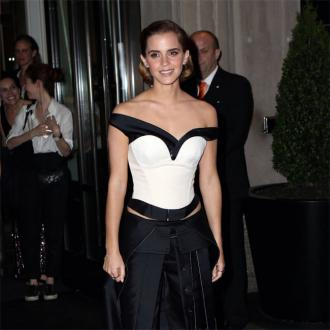 Emma Watson relies on self-help books