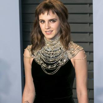 Emma Watson jokes about grammatically incorrect tattoo