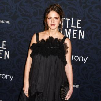 Emma Watson hides copies of Little Women around the world