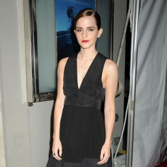 Emma Watson Loved Materialistic Bling Ring Costume