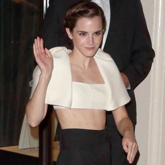 Emma Watson Panics About Revealing Too Much On Red Carpet