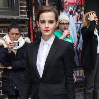 Emma Watson Named Top Feminist
