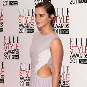 Emma Watson Named Elle's Style Icon
