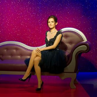 Emma Watson Is 'English Rose' Of Madame Tussauds