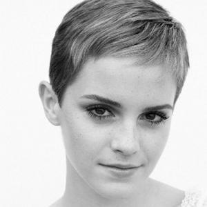 Emma Watson Cut Hair For Dragon