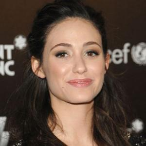 Emmy Rossum Splits From Counting Crows Singer
