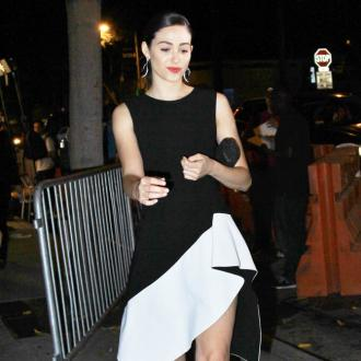 Emmy Rossum plans outfits days in advance