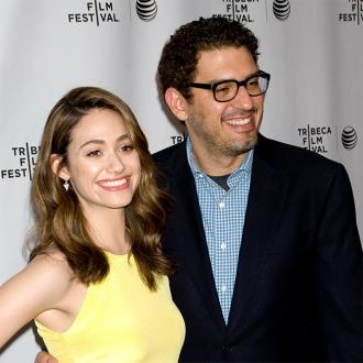 Emmy Rossum engaged