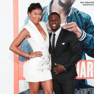 Kevin Hart's small wedding