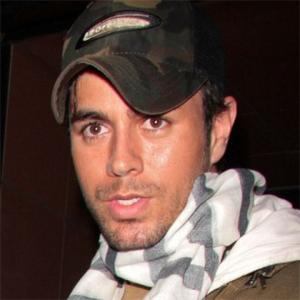 Enrique Iglesias Wants To Steal Beckham's Style