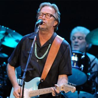 Eric Clapton pays tribute to Jack Bruce