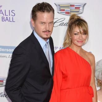 Eric Dane and Rebecca Gayheart confirm split