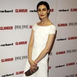 Erin O' Connor Grateful For Short Hair