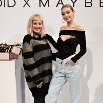 Gigi Hadid pays tribute to her 'partner in make-up' Erin Parsons