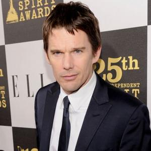 Ethan Hawke's Titanic Relief