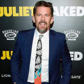 Ethan Hawke: I'm trying to stay alive in film world