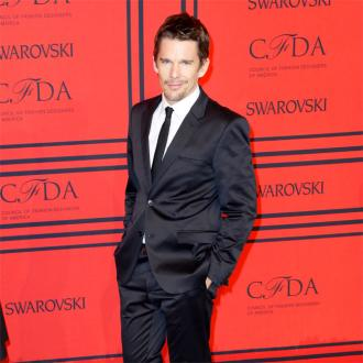 Ethan Hawke: 'I Had No Business' Marrying Uma Thurman