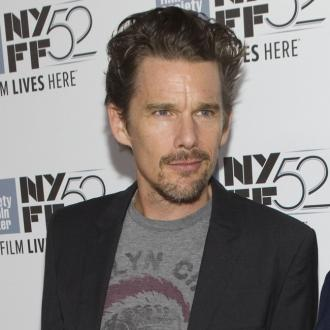 Ethan Hawke was 'staggered' by fatherhood