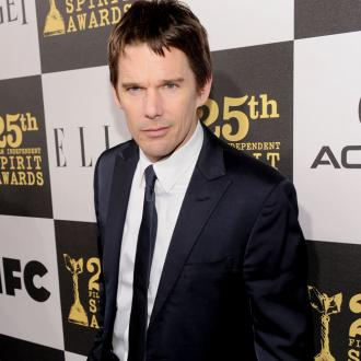 Ethan Hawke admits career causes strain on wife