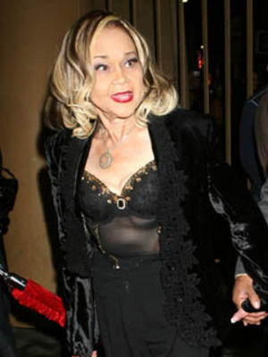 Etta James Hospitalised