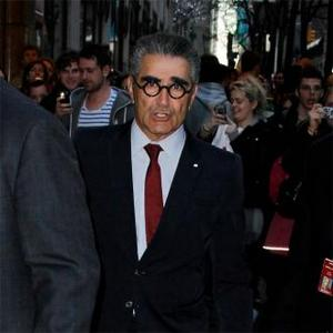 Eugene Levy's American Reunion 'Shock'