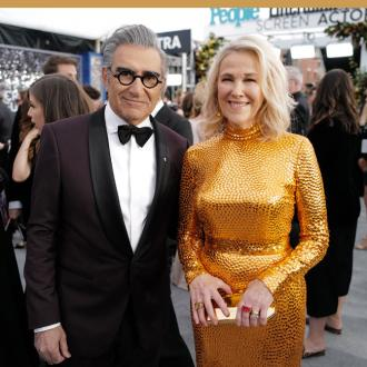Eugene Levy And Catherine O'hara Once Dated