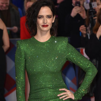 Eva Green struggled wearing a spacesuit in Proxima