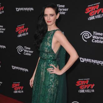 Eva Green: Dying my hair helped me breathe