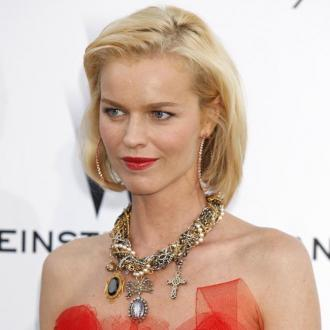 Eva Herzigova Gives Birth